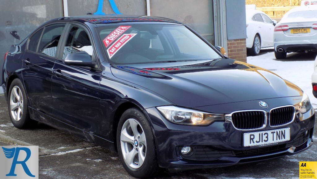 used BMW 320d EFFICIENTDYNAMICS in sittingbourne-kent