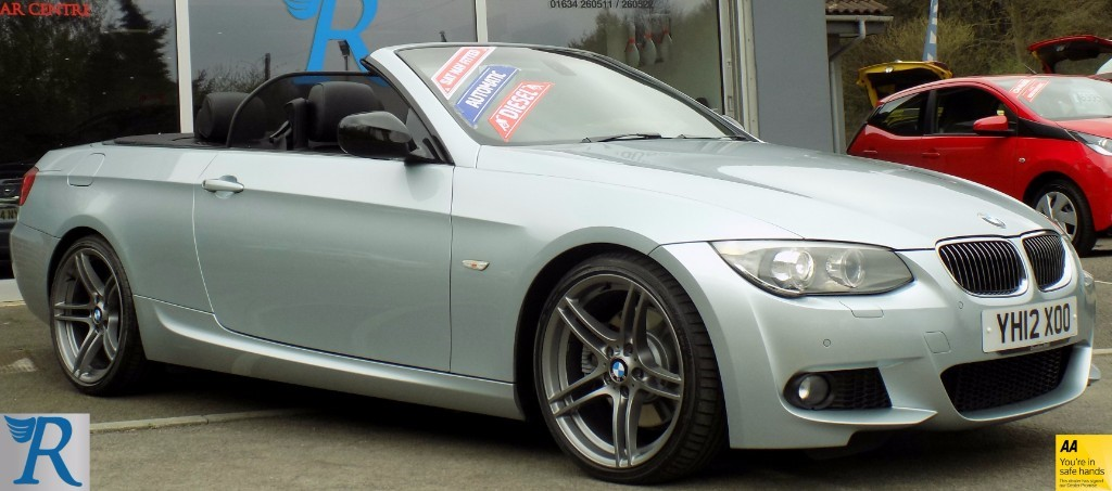 used BMW 330d 330D SPORT PLUS EDITION in sittingbourne-kent