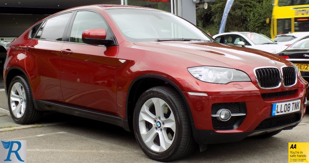 used BMW X6 XDRIVE30D in sittingbourne-kent
