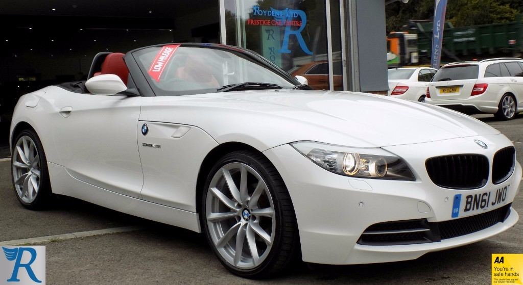 used BMW Z4 Z4 SDRIVE23I HIGHLINE EDITION in sittingbourne-kent