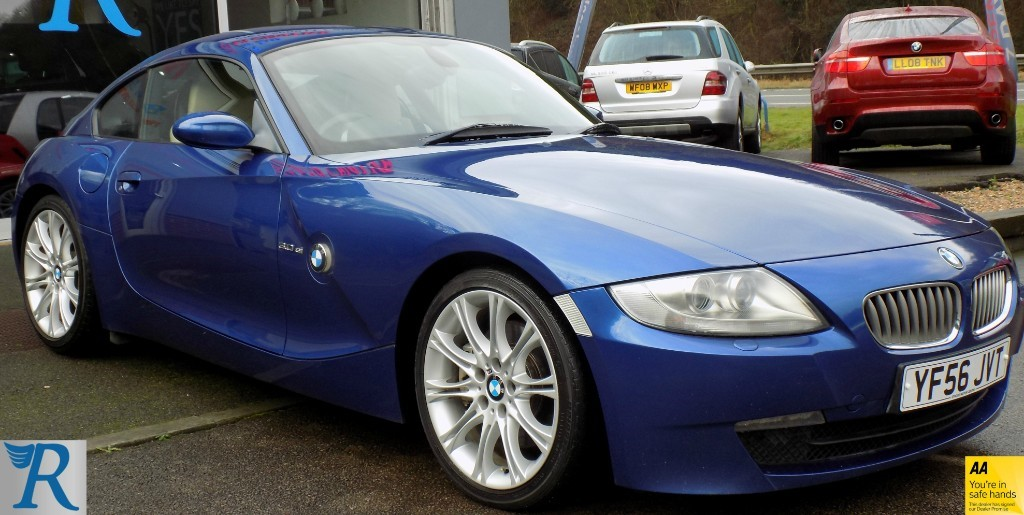 used BMW Z4 SI SPORT COUPE in sittingbourne-kent