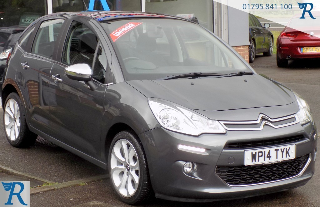 used Citroen C3 SELECTION in sittingbourne-kent