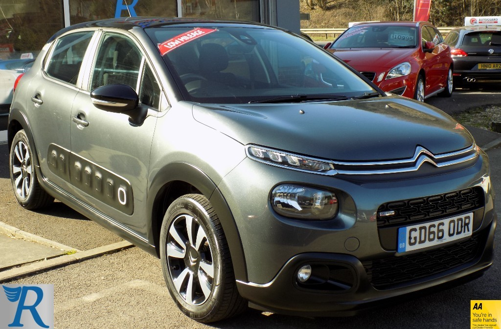 used Citroen C3 PURETECH FEEL S/S in sittingbourne-kent