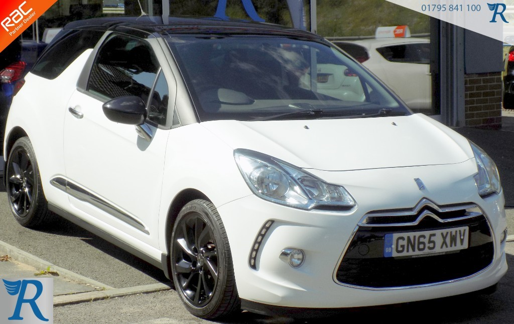 used DS 3 BLUEHDI DSTYLE NAV S/S in sittingbourne-kent