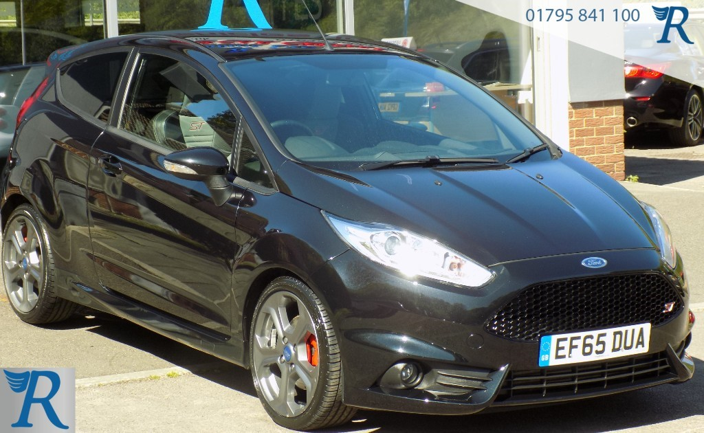used Ford Fiesta ST-2 in sittingbourne-kent