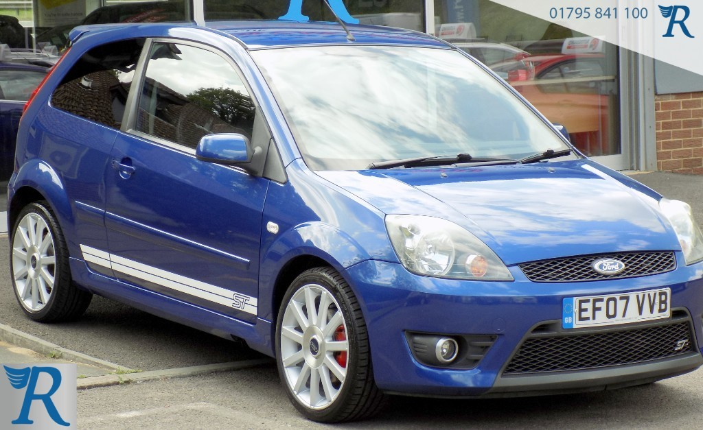 used Ford Fiesta ST 16V in sittingbourne-kent