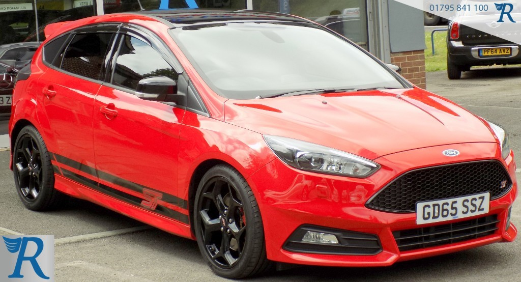 used Ford Focus ST-3 TDCI in sittingbourne-kent