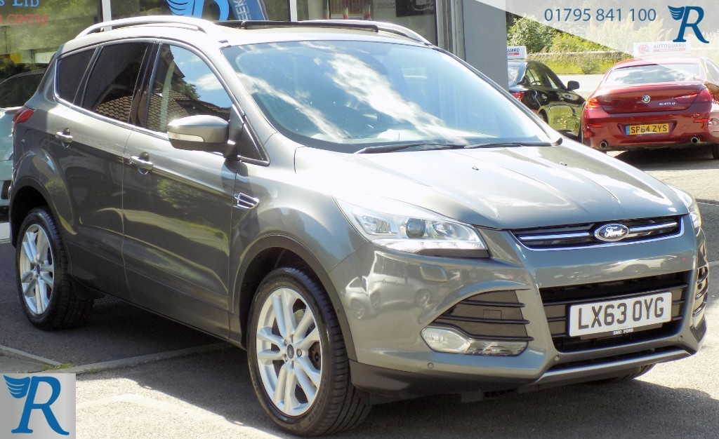 used Ford Kuga TITANIUM X TDCI in sittingbourne-kent