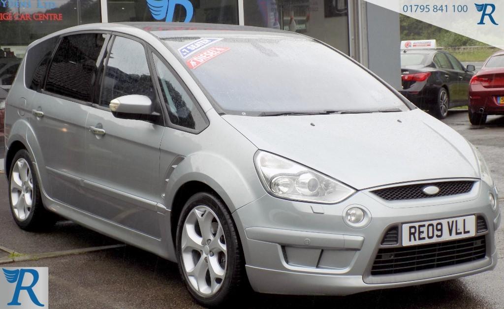 used Ford S-Max TITANIUM TDCI in sittingbourne-kent