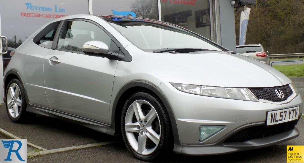 used Honda Civic VTEC TYPE S GT in sittingbourne-kent