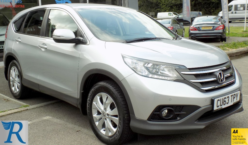 used Honda CR-V I-VTEC SE-T in sittingbourne-kent
