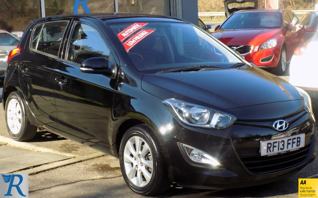 used Hyundai i20 ACTIVE in sittingbourne-kent