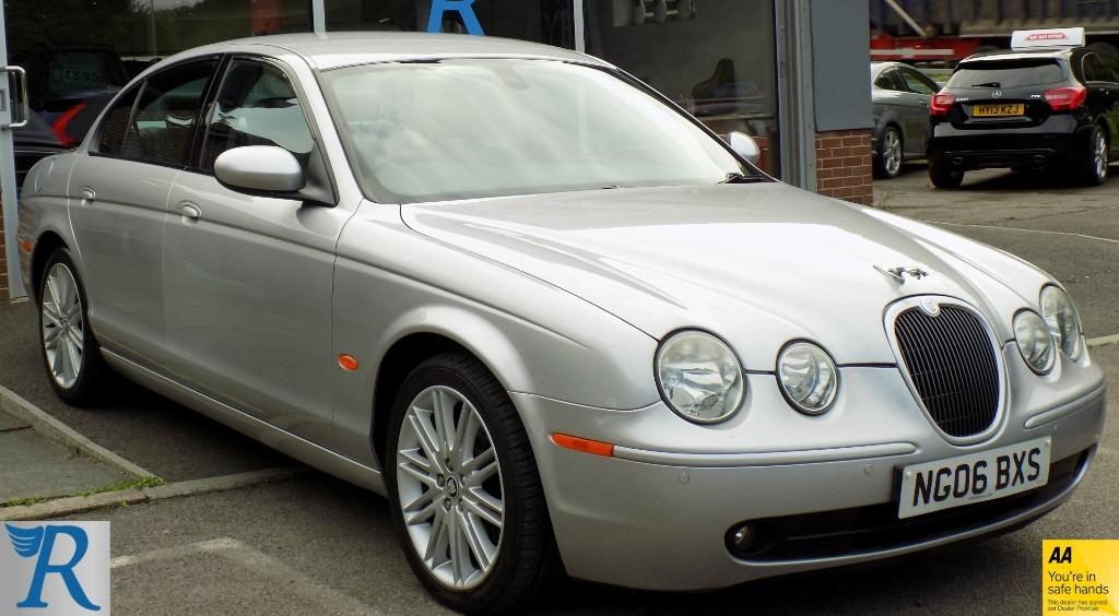 used Jaguar S-Type V6 SPORT in sittingbourne-kent