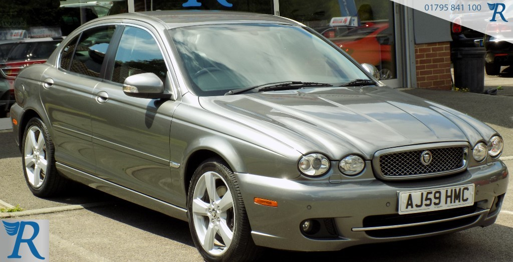 used Jaguar X-Type SE in sittingbourne-kent