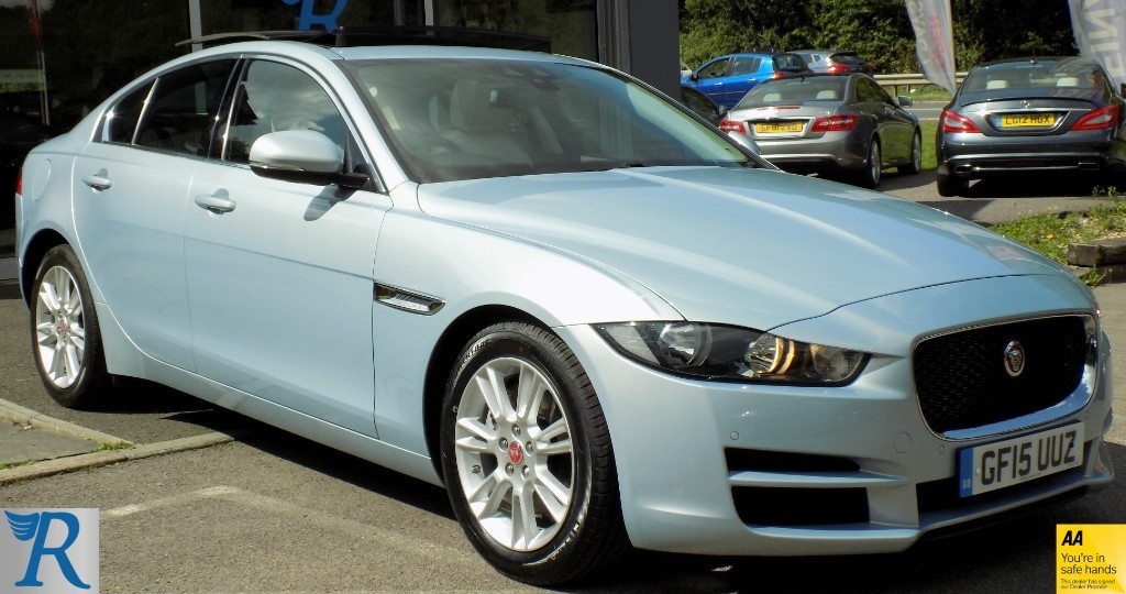 used Jaguar XE PRESTIGE in sittingbourne-kent