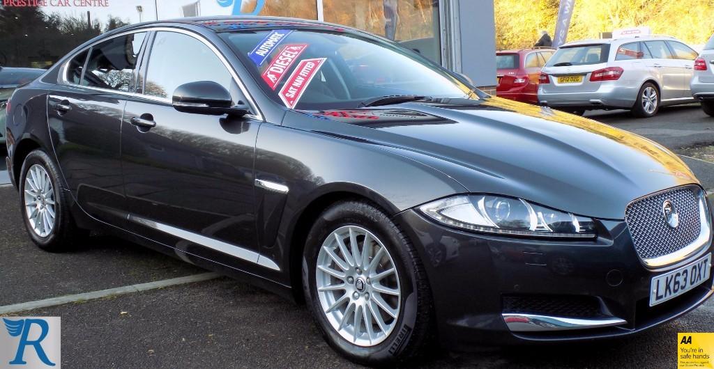 used Jaguar XF D SE BUSINESS in sittingbourne-kent