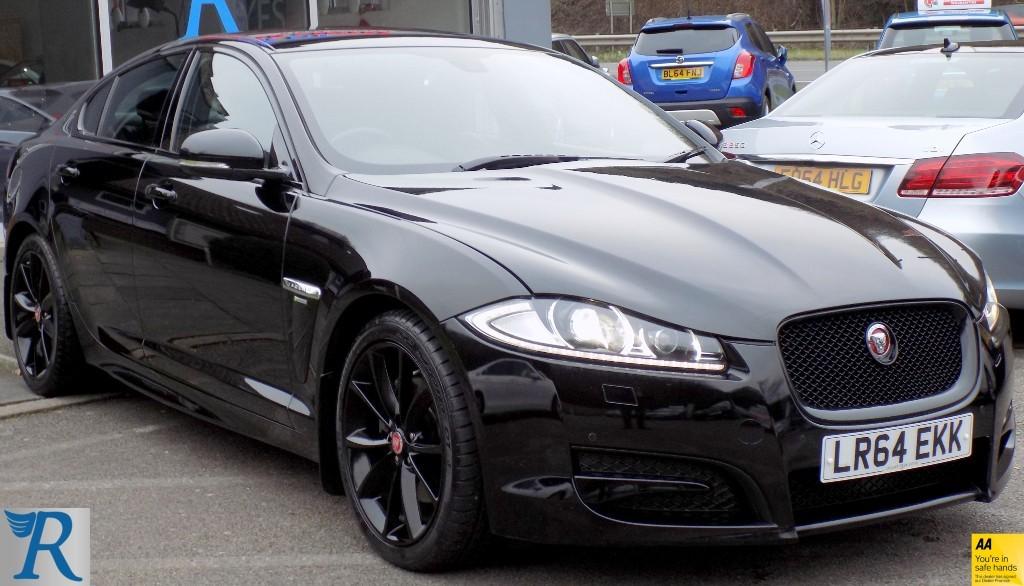 used Jaguar XF D R-SPORT in sittingbourne-kent