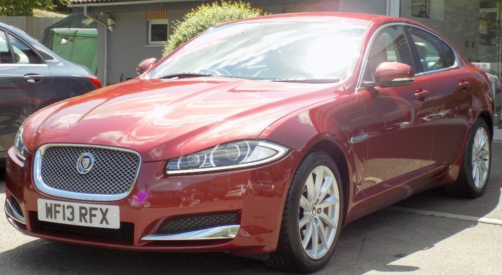 Used Jaguar XF for Sale   Kent