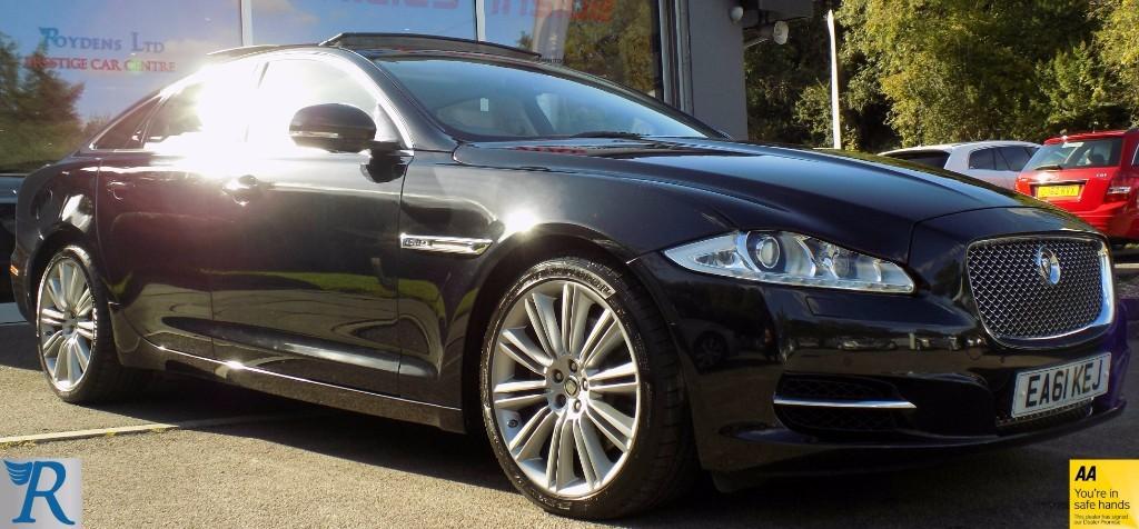 used Jaguar XJ D V6 PORTFOLIO SWB in sittingbourne-kent