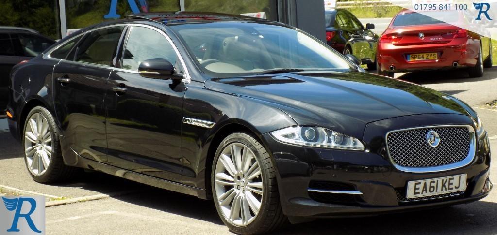 used Jaguar XJ D V6 PORTFOLIO in sittingbourne-kent