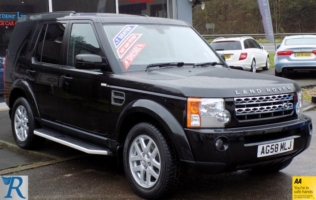 used Land Rover Discovery TDV6 XS E4 in sittingbourne-kent