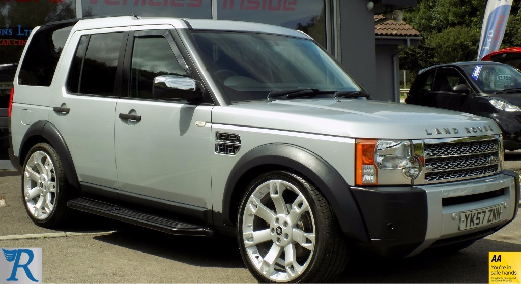 used Land Rover Discovery 3 COMMERCIAL in sittingbourne-kent