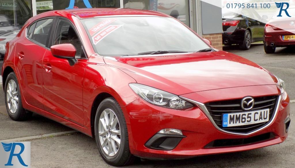 used Mazda Mazda3 SE in sittingbourne-kent