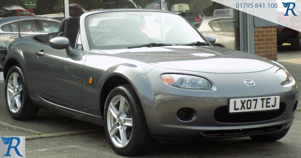 used Mazda MX-5 I in sittingbourne-kent