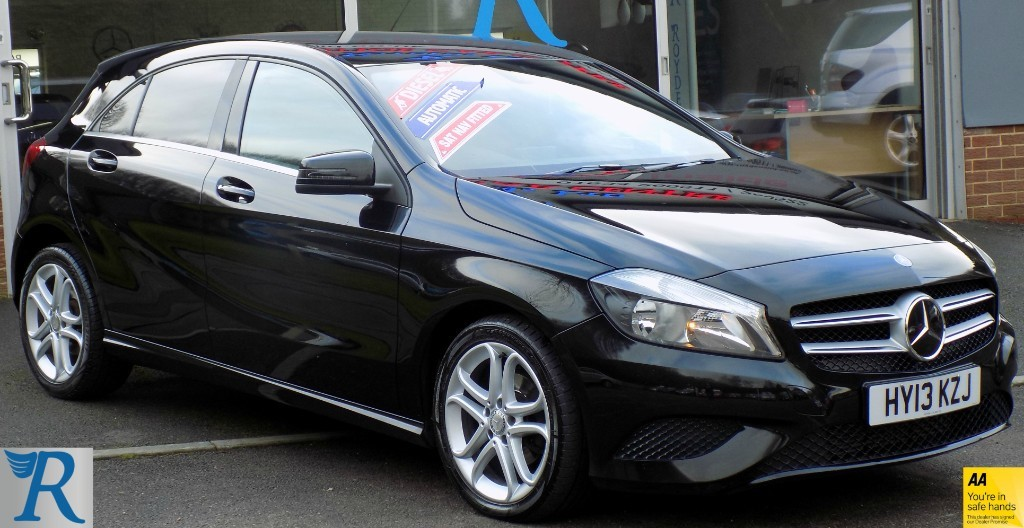 used Mercedes A180 CDI BLUEEFFICIENCY SPORT in sittingbourne-kent