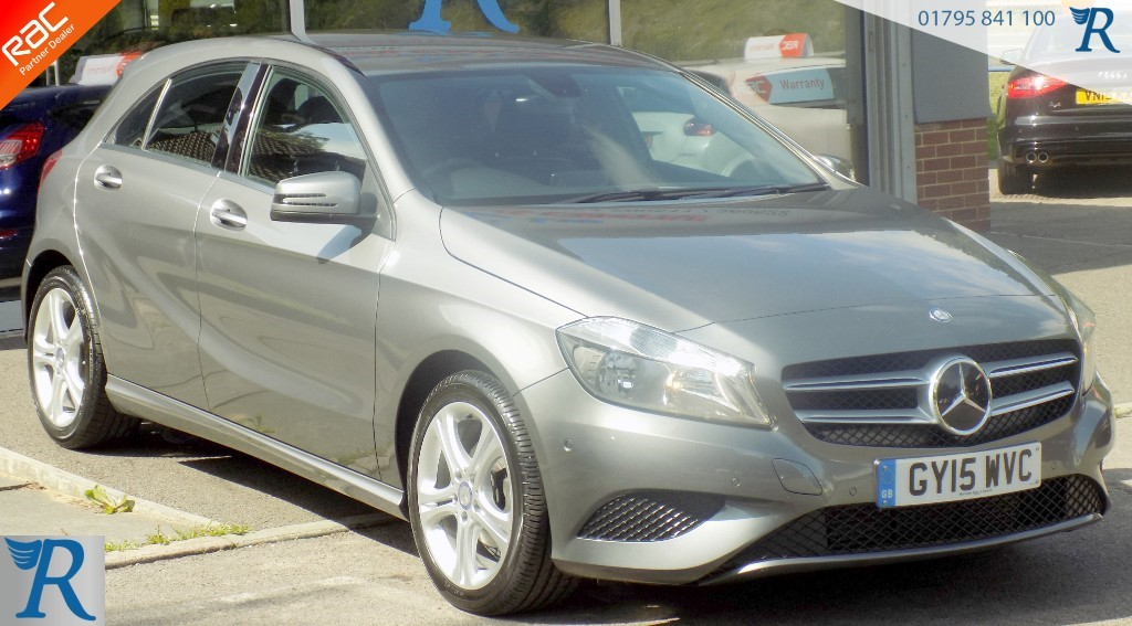 used Mercedes A180 CDI SPORT EDITION in sittingbourne-kent