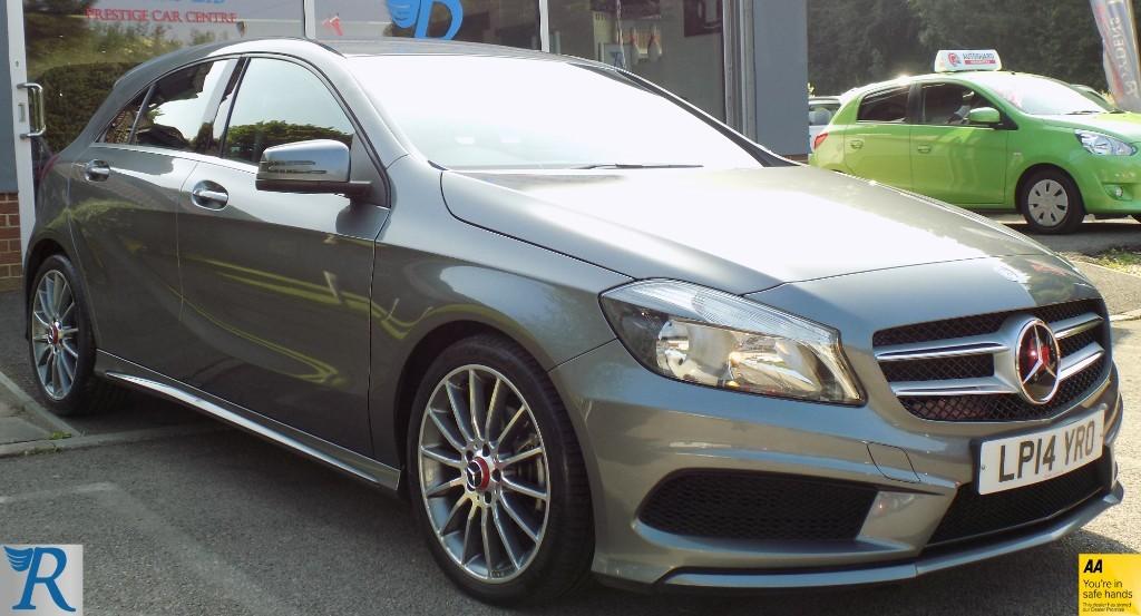 used Mercedes A200 CDI AMG SPORT in sittingbourne-kent