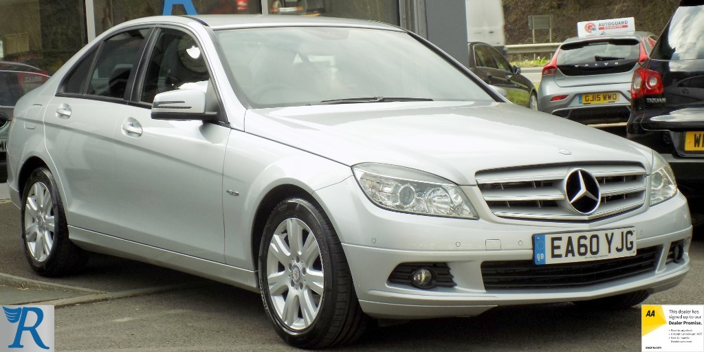 used Mercedes C200 CDI BLUEEFFICIENCY EXECUTIVE SE in sittingbourne-kent