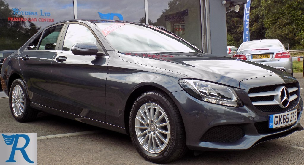 used Mercedes C200 C200 D SE EXECUTIVE in sittingbourne-kent