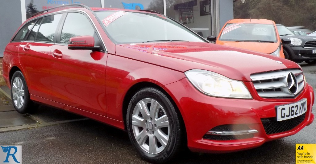 used Mercedes C220 C220 CDI BLUEEFFICIENCY EXECUTIVE SE in sittingbourne-kent