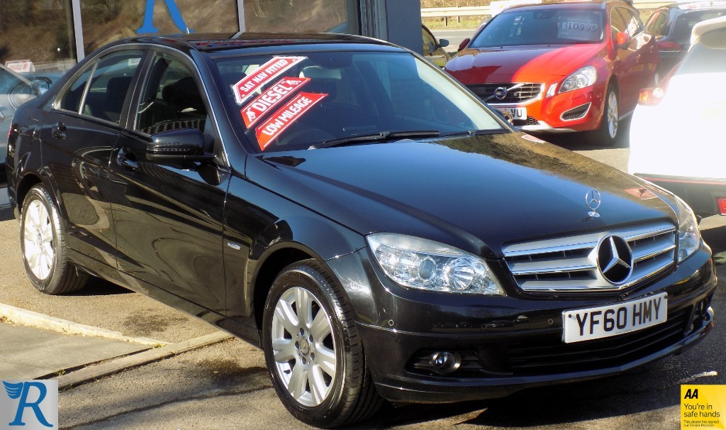 used Mercedes C220 CDI EXECUTIVE SE in sittingbourne-kent