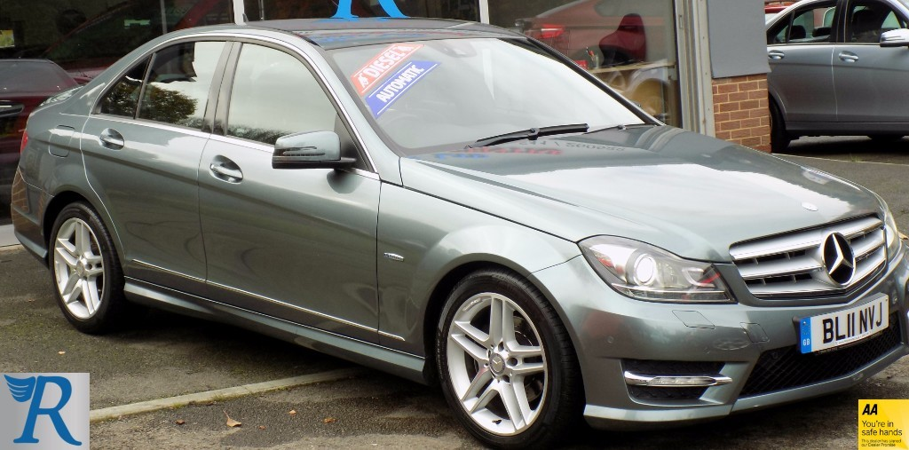used Mercedes C250 C250 CDI BLUEEFFICIENCY SPORT in sittingbourne-kent