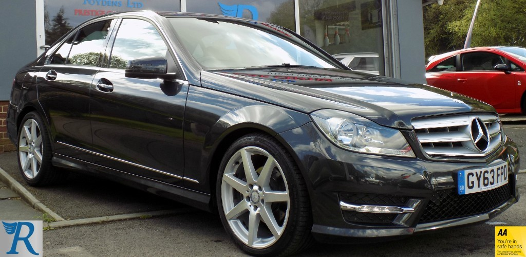 used Mercedes C250 CDI BLUEEFFICIENCY AMG SPORT in sittingbourne-kent