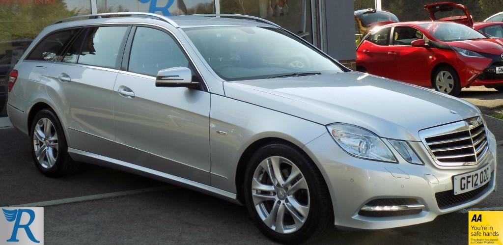 used Mercedes E220 E220 CDI BLUEEFFICIENCY EXECUTIVE SE in sittingbourne-kent