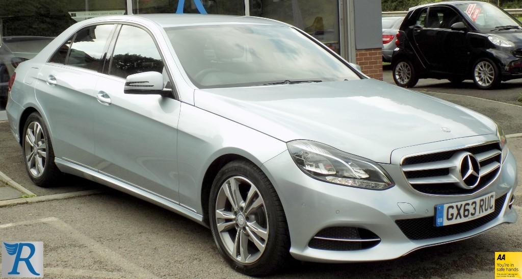 used Mercedes E220 CDI SE in sittingbourne-kent