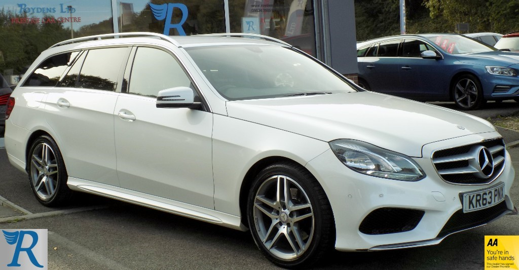 used Mercedes E250 CDI AMG SPORT in sittingbourne-kent