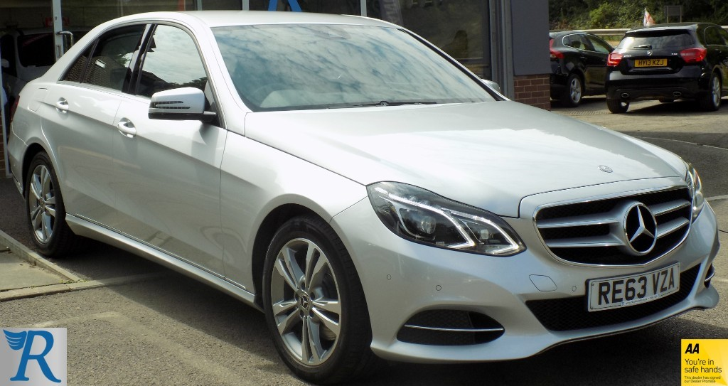 used Mercedes E250 CDI SE in sittingbourne-kent