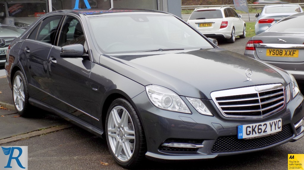 used Mercedes E250 CDI BLUEEFFICIENCY SPORT in sittingbourne-kent