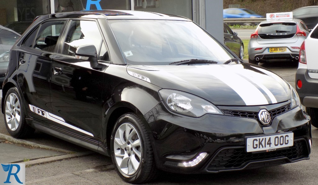 used MG 3 3 FORM SPORT VTI-TECH in sittingbourne-kent