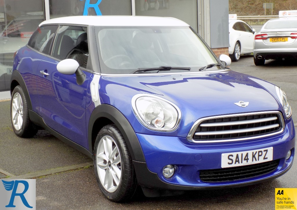 used MINI Paceman COOPER in sittingbourne-kent