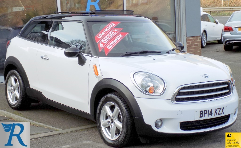 used MINI Paceman COOPER D in sittingbourne-kent