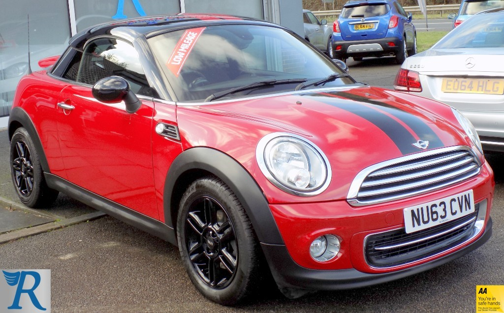 used MINI Cooper COOPER in sittingbourne-kent