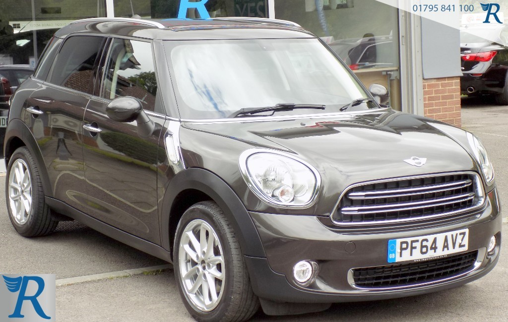 used MINI Countryman COOPER D in sittingbourne-kent