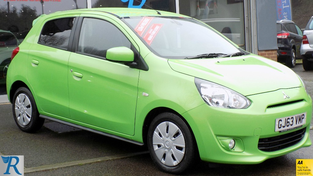 used Mitsubishi Mirage 2 in sittingbourne-kent