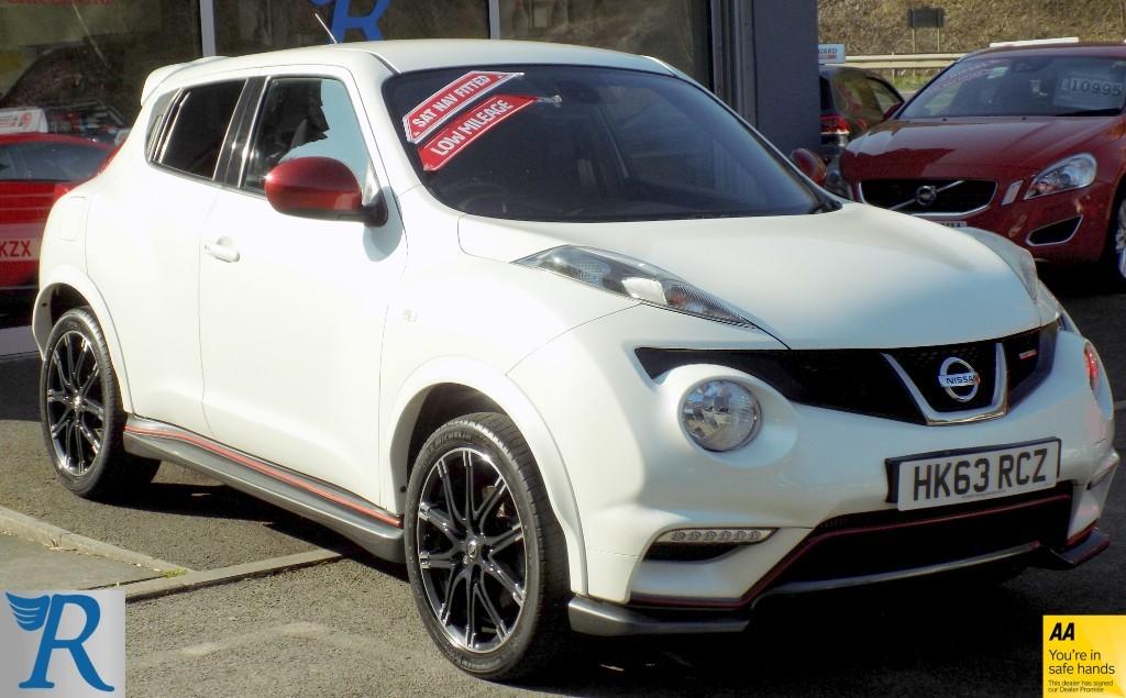 used Nissan Juke NISMO DIG-T in sittingbourne-kent