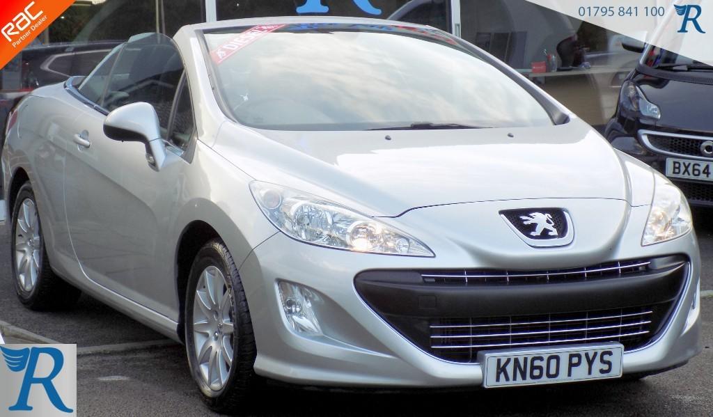 used Peugeot 308 HDI CC SPORT in sittingbourne-kent